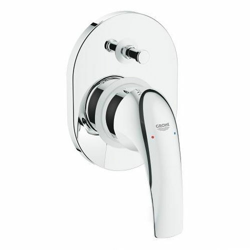 Picture of BAUCURVE SINGLE LEVER BATH MIXER (CONCEALED)