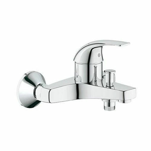Picture of BAUCURVE SINGLE LEVER SHOWER (EXPOSED)