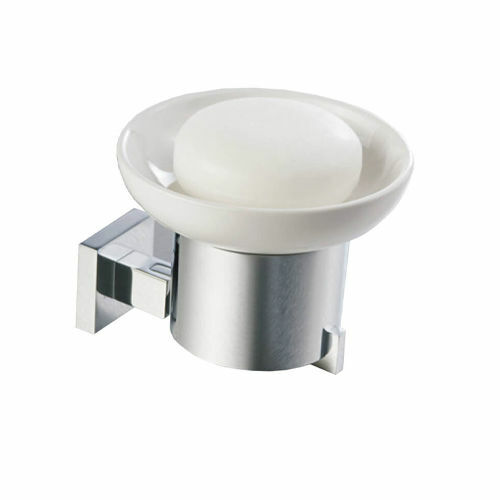 Picture of COMO SOAP HOLDER CERAMIC
