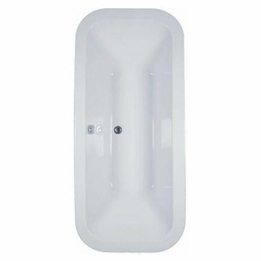 Picture of DA VINCI F/STAND OVAL BATH W/ SURROUND 1800 x 800
