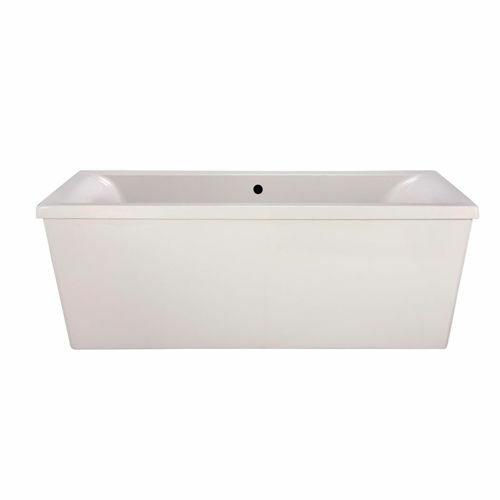 Picture of DIVA F/STAND RECT BATH W/ SURROUND 1700 x 800