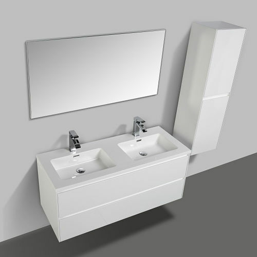 Picture of ENZO DOUBLE DRAWER & BASIN 1200 COMBO