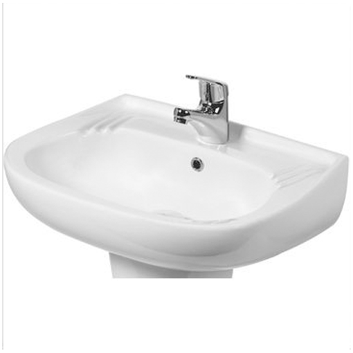 Picture of HIBISCUS 510 WH WALL HUNG BASIN