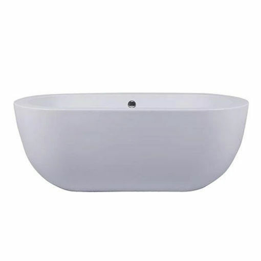 Picture of ROYAL BOLTON F/STAND ONE PIECE BATH 1700 x 800