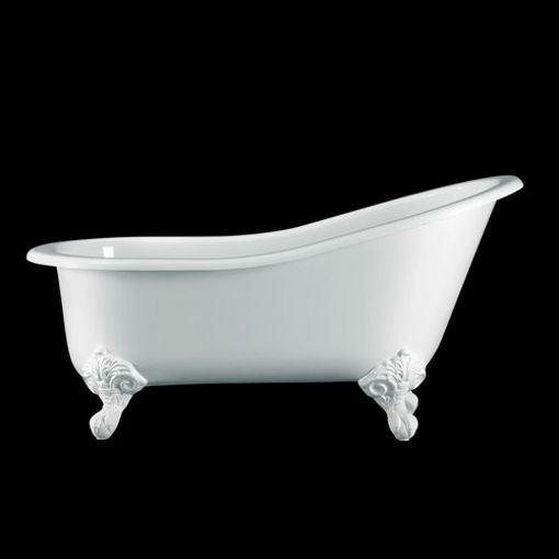 Picture of SHROPSHIRE F/STAND OVAL BATH W/ Q-CASTFEET 1537 x 750