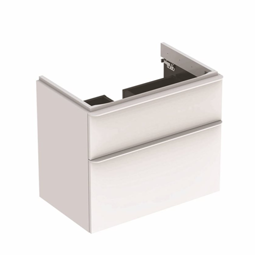 Picture of SMYLE SQ CABINET FOR HAND WASH BASIN 2 DRAWER 884 x 470 x 617 (SAND)