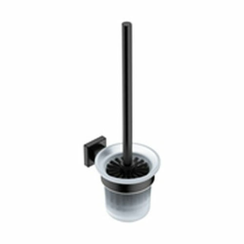 Picture of TOILET BRUSH & HOLDER 8538 MATT BLACK