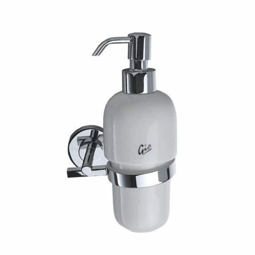 Picture of VERONA SOAP DISPENSER CERAMIC (202D)
