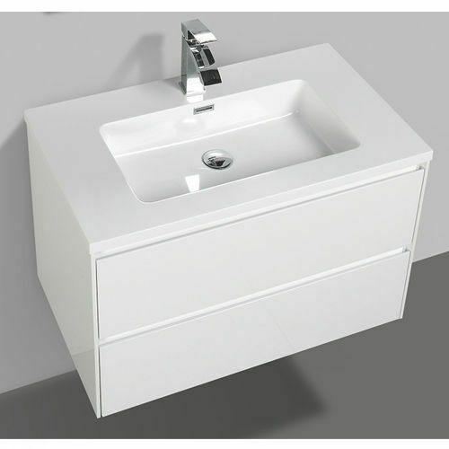 Picture of ENZO DOUBLE DRAWER & BASIN 600 COMBO
