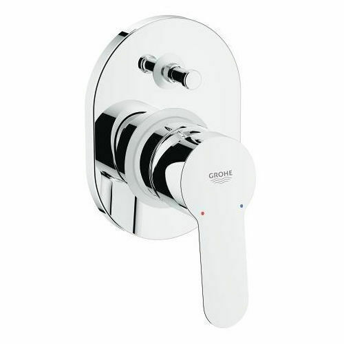 Picture of BAUEDGE SINGLE LEVER BATH MIXER (CONCEALED)